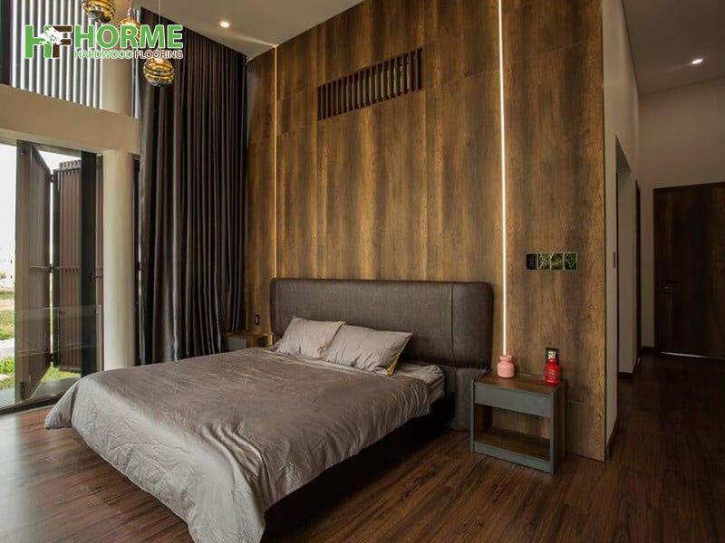 sàn gỗ sồi kỹ thuật