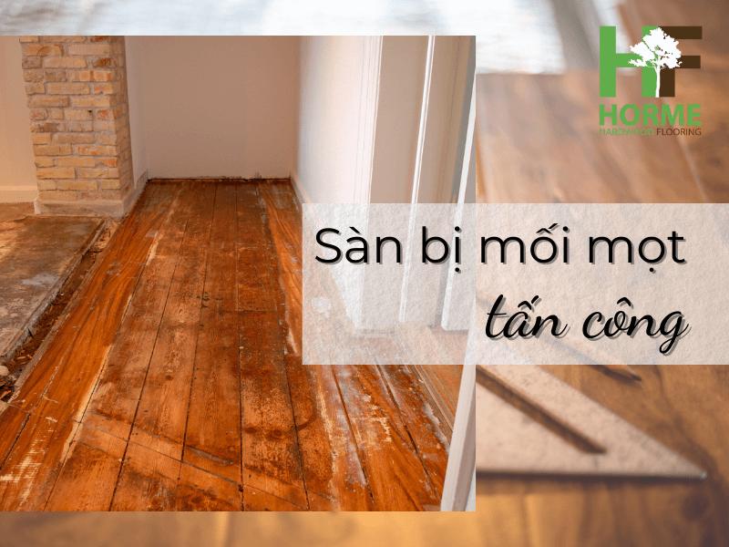 cải tạo sàn gỗ giá rẻ