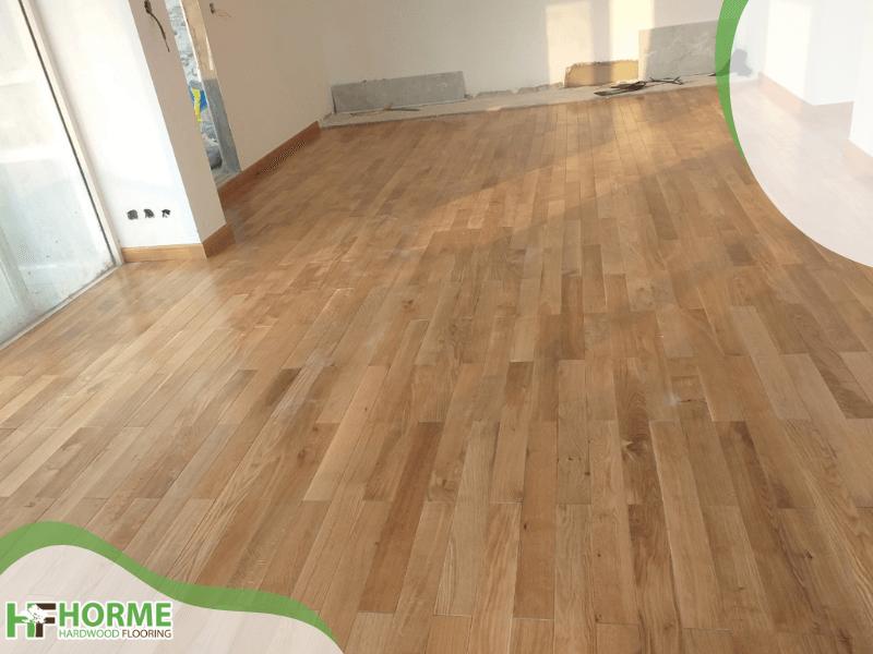 lắp đặt sàn gỗ cho nhà cấp 4